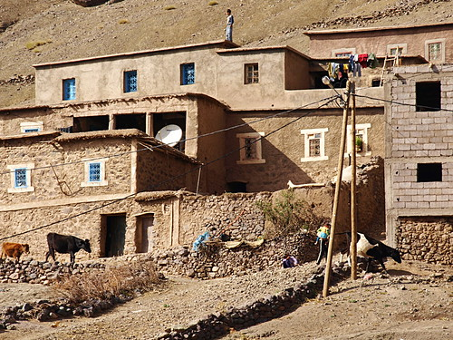 Tigmi Tacchedirt, Atlas Mountains, Morocco
