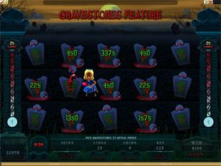 Alaxe in Zombieland Bonus Feature