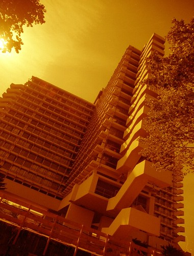 Redscale Bonn by phototobi78