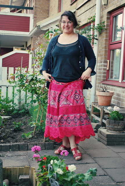 tripper B long skirt