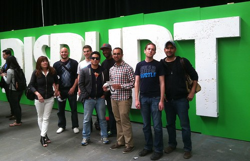 Sidewinder at TechCrunch Disrupt