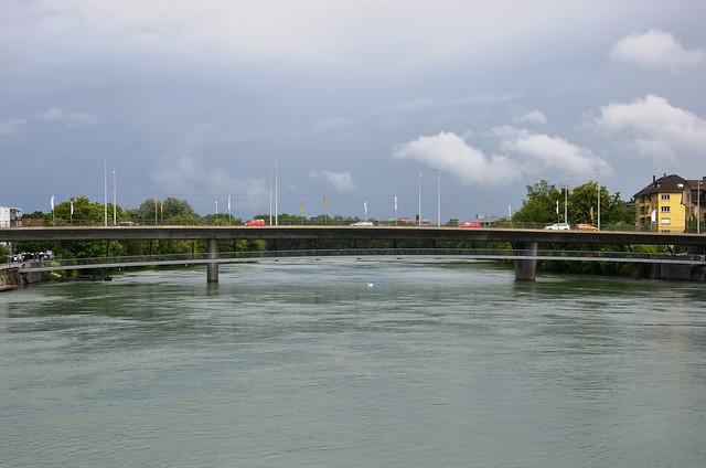 River Aar Rötibruck