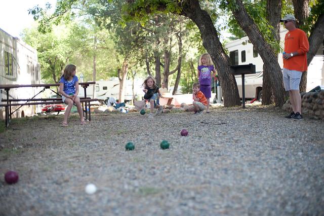 Camping Bocce 2