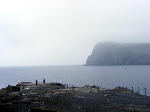 Midsummer in Port Erin...