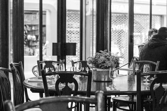Café Divan, Bastille
