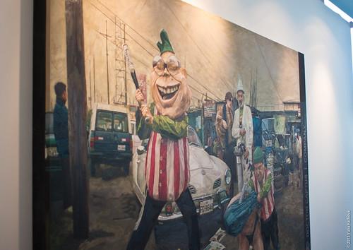 Fernando Gutierrez Huanchaco - Exposición Nacional - ART Lima