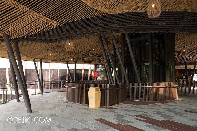 River Safari - entrance plaza 3