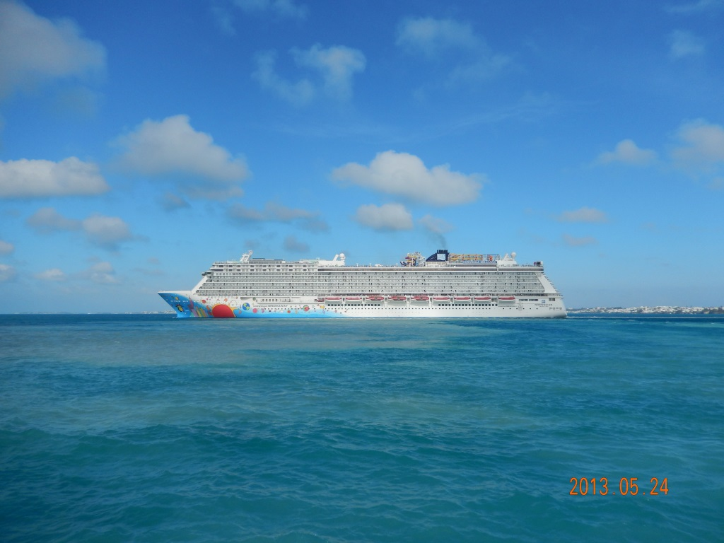 Pictures Of Breakaway S Sailaway Bermuda May 24 2013