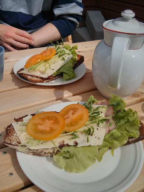 Lokal smörgås