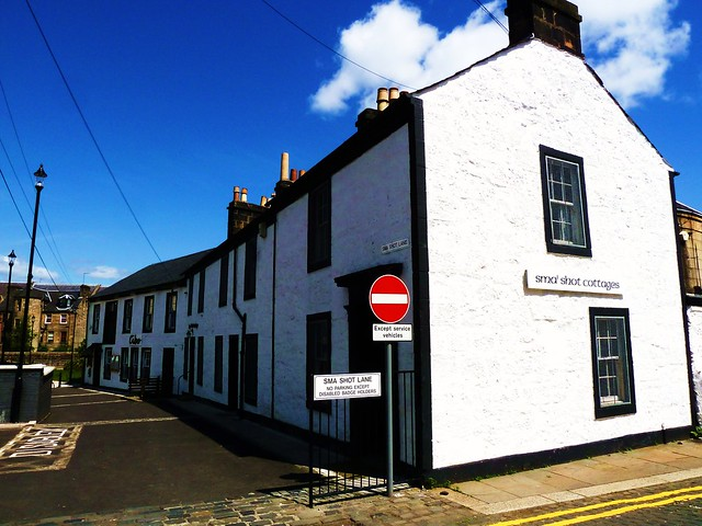 Sma' Shot Cottages, Paisley, Scotland