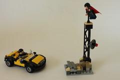 LEGO DC Universe Superman: Metropolis Showdown (76002)