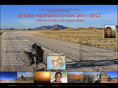 The Africa Expedition Brochure 2012