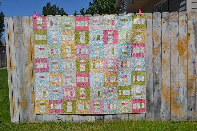 Boardwalk Quilt