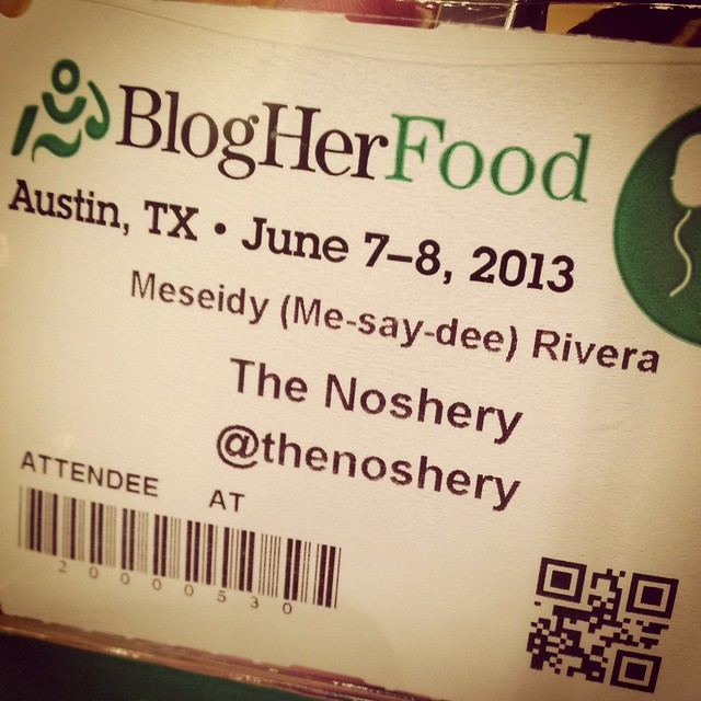 BlogHer Food
