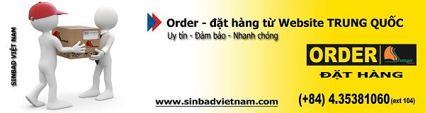 Dich vu dat hang, van chuyen, order hang Quang Chau, Taobao- Cong ty SinBad