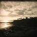 Fermanville, au coucher du soleil, 1959