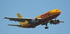 DHL AIRBUS A300/6 LANDING ON 09L
