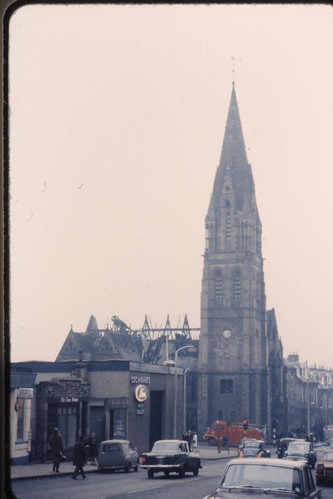 Mayfield Salisbury Church 1969