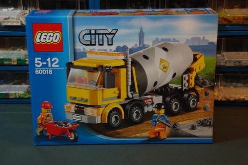 60018 - Cement Mixer (1)