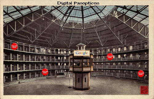 DIGITAL PANOPTICON by WilliamBanzai7/Colonel Flick
