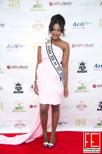 Jameela Pink Dress
