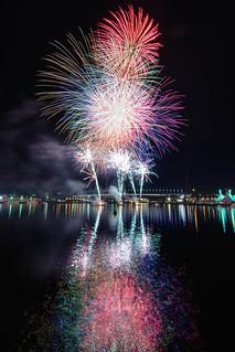 Docklands Fireworks 1/4