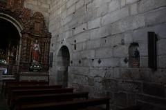 Igreja do Mosteiro de Santa Maria de Cárquere, Resende