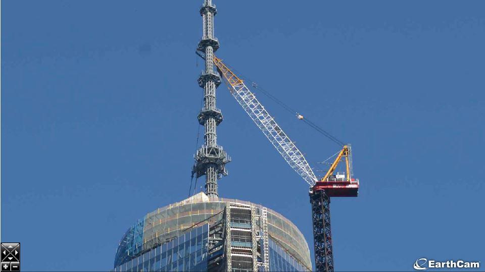 NEW YORK | One World Trade Center | 1,776\' Pinnacle / 1,373\' Roof ...