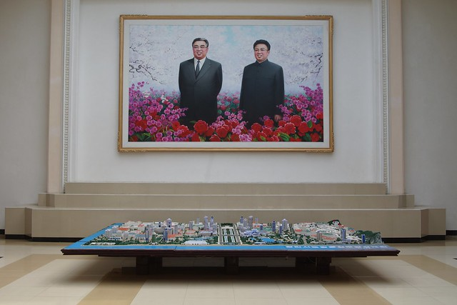 Chongjin, North Korea 5 Year Plan