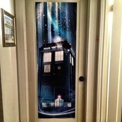 T1 Room Door
