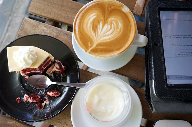 Weekend brunches in KL - That Latte Place, Ampang (6)