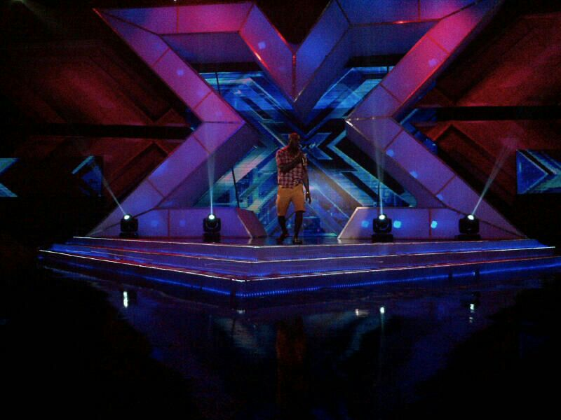 Kwabena Kwabena on Glo X Factor2