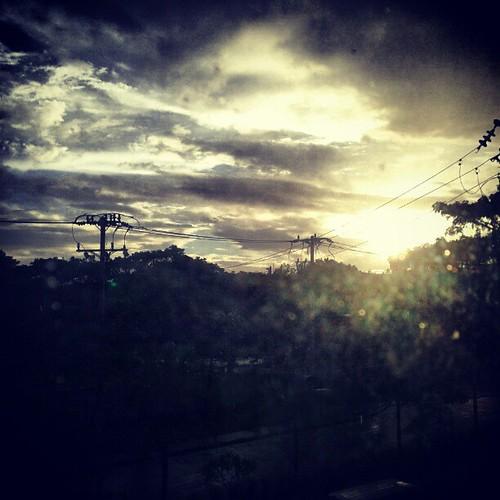sunset sky clouds uploaded:by=flickstagram instagram:photo=3287068753176635473375620