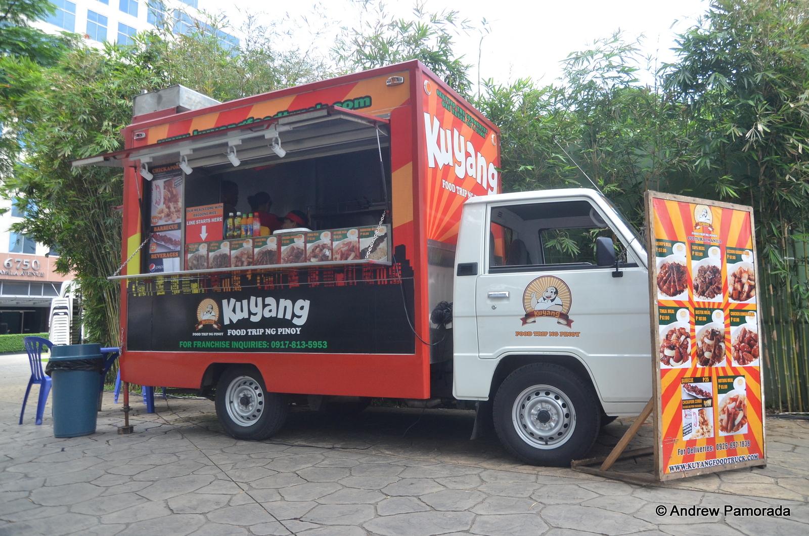 Food Truck Filipino Denver Cathy