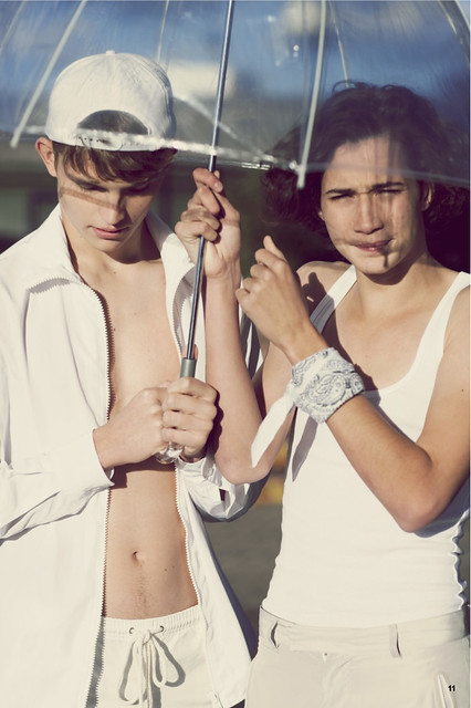 Timothy & Rich for Vanity Teen Magazine