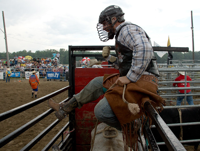 Kitchener Ultimate Rodeo Ontario STRRSH