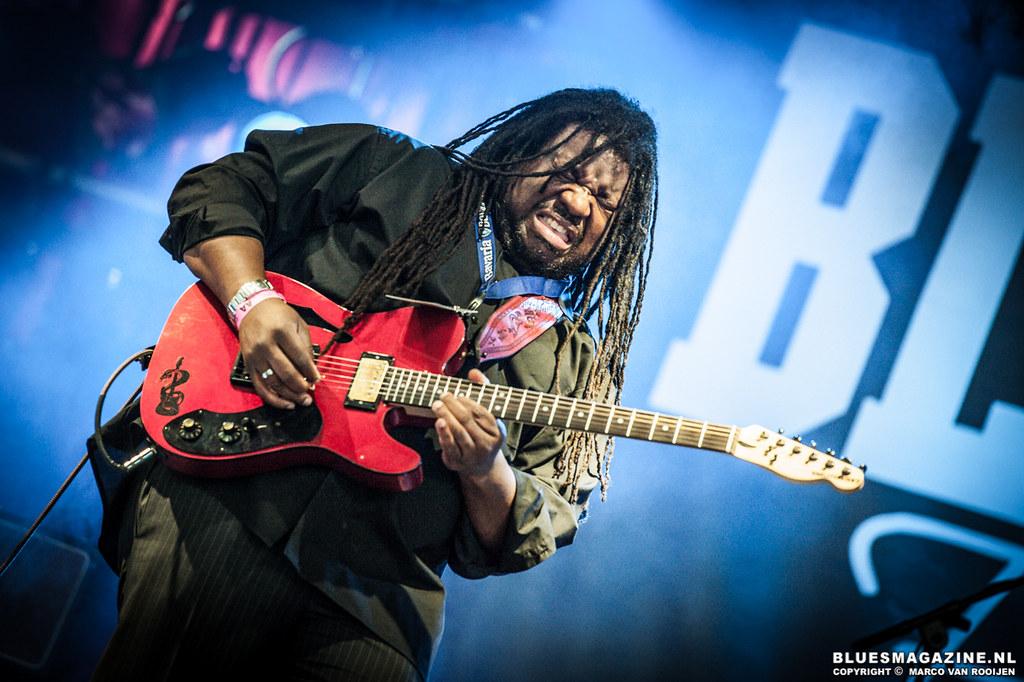Khalif Wailin' Walter @ BluesRock Festival Tegelen 2013