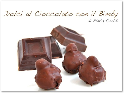 Dolci al Cioccolato con il Bimby : Ricettario eBook