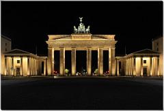 Berlin - Brandenburger Tor und Pariser Platz 01