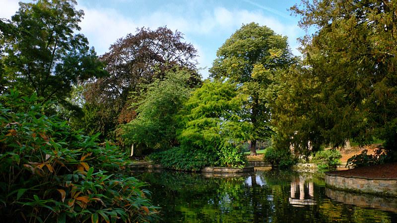 Lincoln Arboretum