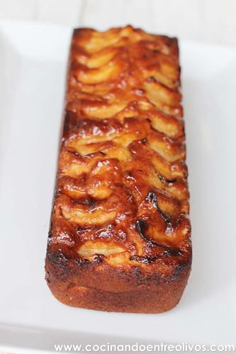 Bizcocho de manzana www.cocinandoentreolivos (23)