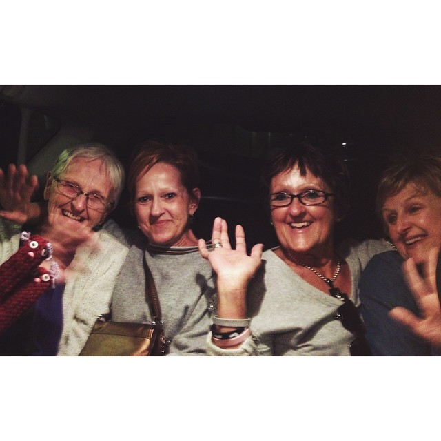Fingerwarmers hate goodbyes. #family #k4lawards #ricefieldcollective