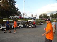 LG&E Golf Scramble 2013