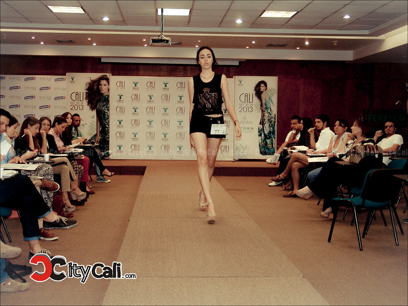 Casting Cali Exposhow 2013