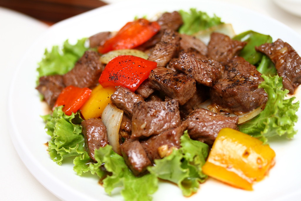 Vietnamese Shaking Beef (Bo Luc Lac) Recipes — Dishmaps