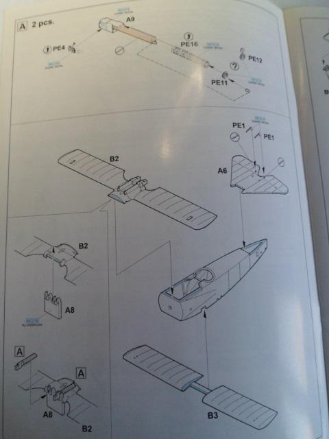 Ouvre-boîte Fokker DR.I  [Eduard 1/72] 17050698580_87a433eddf_o