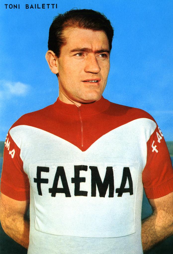 Toni - maglia Faema