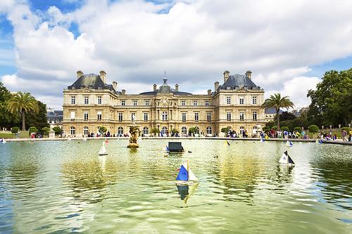 Skrytá místa Paříže