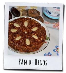 Heerlijk vijgenbrood uit de regio Murcia
