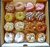 Da Vinci Donuts dozen in Atlanta GA